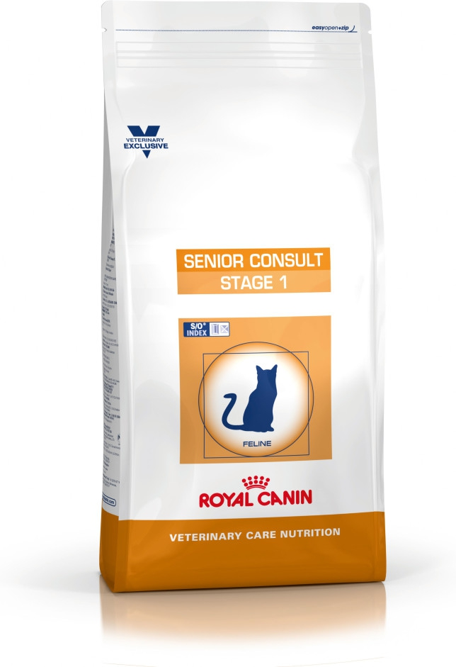 #Karma Royal Canin VD Cat Senior Consult stage 1 3,5 kg