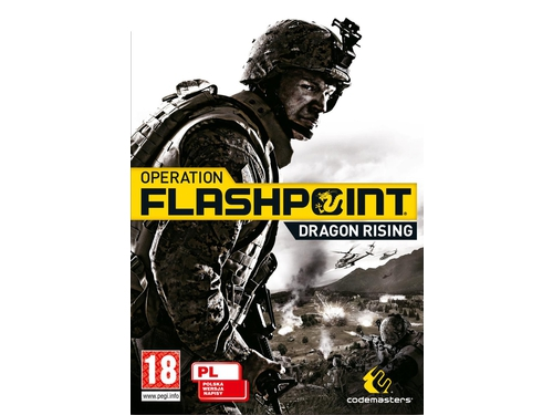 Gra wersja cyfrowa Operation Flashpoint: Dragon Rising K00064