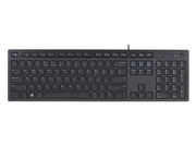 Dell Multimedia Keyboard-KB216 - US International (580-ADHY)