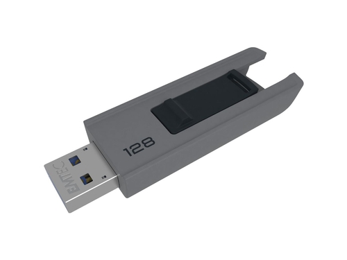 EMTEC FLASH SLIDE C450 128GB USB 2.0 - ECMMD128GC452