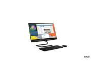 "Lenovo IdeaCentre AIO 3 22ADA05 Athlon Silver 3050U 21.5"" FHD IPS 8GB DDR4-2666 256GB SSD M.2 2242 PCIe NVMe AMD Radeon Graphics Windows 10 Home F0EX008NPB Business Black"