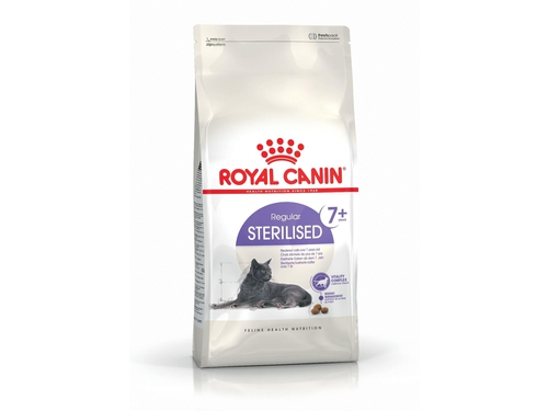 Karma Royal Canin FHN Sterilised +7 - 3,5 kg - 3182550784580