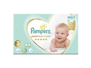 Pampers pieluchy PC Mega Box S3 Midi 120szt