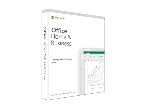 Office Home and Business 2019 Polish EuroZone - T5D-03319