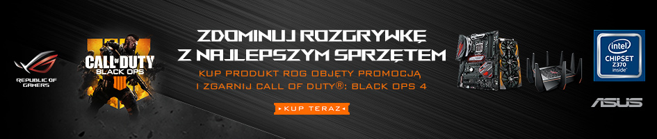 ASUS z grą Call of Duty
