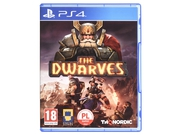 Gra PS4 The Dwarves PL