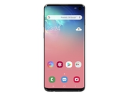Smartfon Samsung Galaxy S10 SM-G973F/DS Bluetooth WiFi NFC GPS LTE Galileo DualSIM 128GB Android 9.0 Prism White