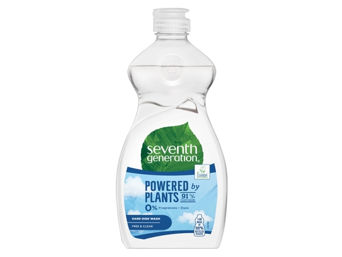 SEVENTH Generation Płyn do mycia naczyń F&C 500ml - 8717163712399