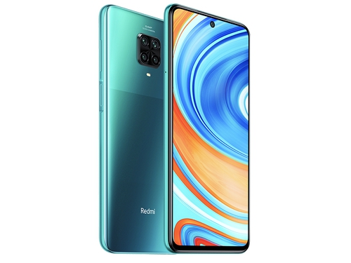 "Smartfon Xiaomi Redmi Note 9 PRO 6.67"" 2400x1080 6/64GB 5020mAh Dual-SIM 4G Tropical Green"