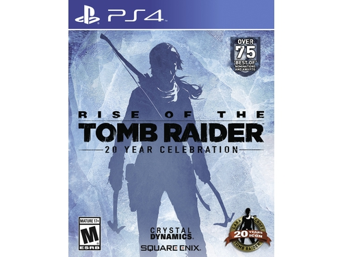 Gra PS4 Rise of the Tomb Raider 20 Year Celebration Edition
