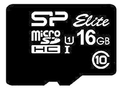 Silicon Power microSDHC Elite 16GB CL10 UHS-1 (U1) - SP016GBSTHBU1V10SP