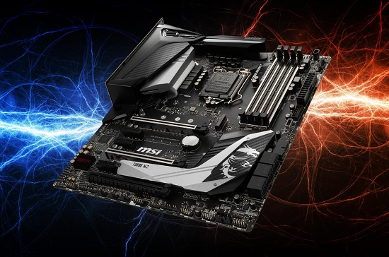 #MSI MPG Z390 GAMING PRO CARBON AC