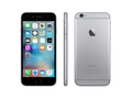 Smartfon Apple iPhone 6 64GB Space Gray RM-IP6-64/GY Bluetooth WiFi NFC GPS 3G LTE 64GB iOS 9 Remade/Odnowiony Space Gray