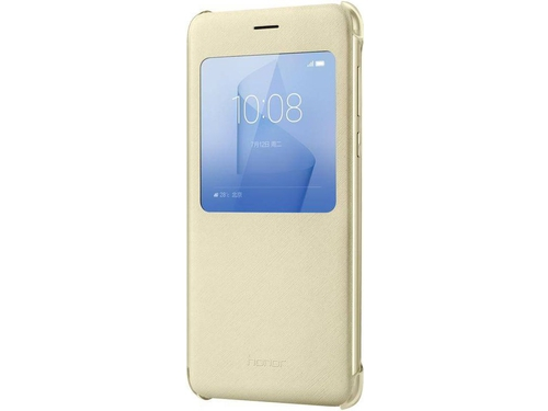 Etui HONOR 8 Smart Cover Złoty - 51991683