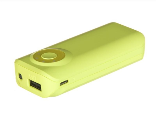 Powerbank PowerNeed  E5600G 5600mAh USB 2.0 zielony