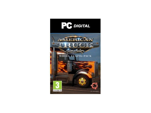 American Truck Simulator – Wheel Tuning Pack DLC - K00169