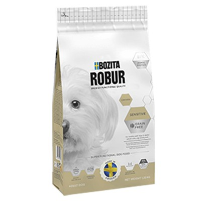 #BOZITA Robur Sensitive Grain Free Chicken 1,25kg