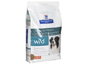 Hill's PD Diet Canine w/d 12kg