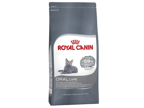 Karma Royal Canin Cat Food Oral Sensitive 30 Dry Mix 8kg - 3182550721622