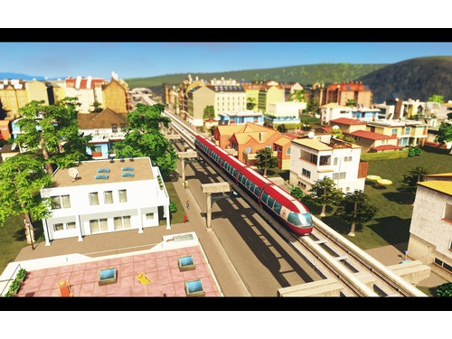 Cities: Skylines - Mass Transit - DLC Mass Transit - K00522