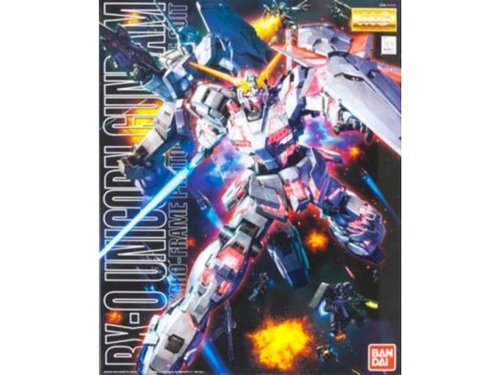 Figurka MG 1/100 UNICORN GUNDAM SCREEN IMAGE