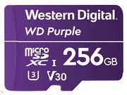 WD Purple 256GB MICRO SDXC WDD256G1P0A