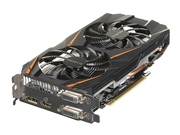 Karta graficzna Gigabyte GeForce GTX1060 GeForce GTX1060 Windforce OC GV-N1060WF2OC-3GD 3GB GDDR5 8008 MHz 192-bit