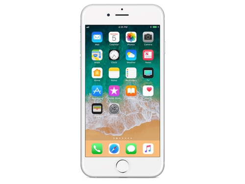 Smartfon Apple iPhone 6S 16GB Silver RM-IP6S-16/SR Bluetooth WiFi NFC GPS 16GB iOS 9 kolor srebrny Remade/Odnowiony