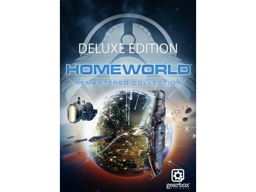 Gra wersja cyfrowa Homeworld Remastered Collection - Deluxe Edition