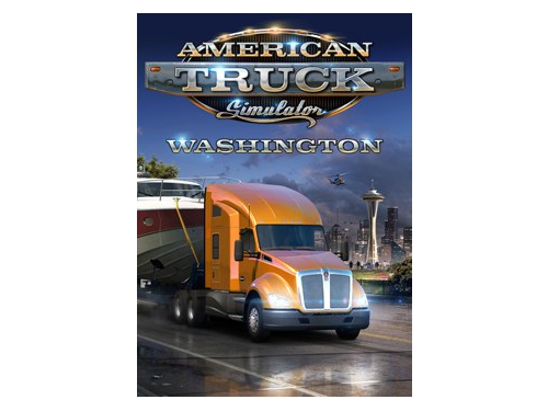 American Truck Simulator: Washington - K01471