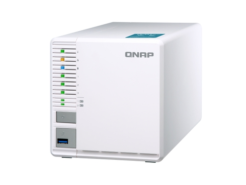 Qnap-TS-351-2G tower celeron J1800 2GB RAM
