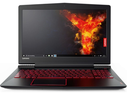"Laptop gamingowy Lenovo Legion Y520-15IKBN 80WK00CLPB_500 Core i7-7700HQ 15,6"" 8GB HDD 1TB SSD 500GB GeForce GTX1050M Ti Win10"