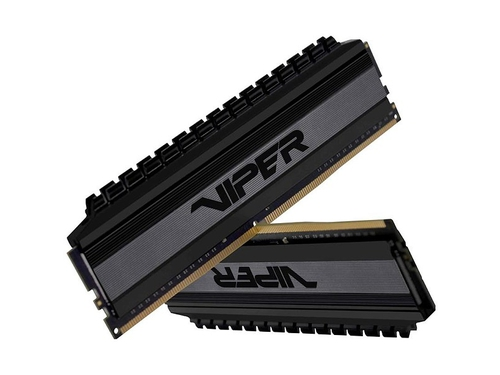 PATRIOT VIPER 4 BLACKOUT 2x4GB 3200 Mhz CL16 - PVB48G320C6K
