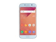 Smartfon Samsung Galaxy A5 32GB Blue SM-A520FZBAXEO Bluetooth WiFi NFC GPS LTE 32GB Android 6.0 Blue Mist