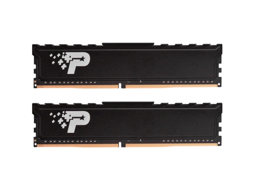 Patriot Premium Black DDR4 2x4GB 2400MHz - PSP48G2400KH1