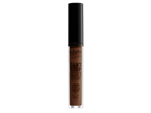 NYX CAN'T STP WON'T STOP CONCEALER-DEEP WALNUT