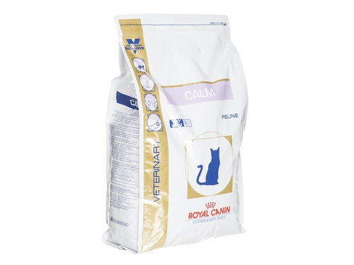 Karma Royal Canin Veterinary Diet Cat Food Calm 4kg