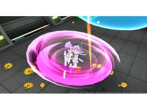 Gra PC Hyperdimension Neptunia U: Action Unleashed wersja cyfrowa