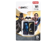 Pendrive EMTEC Batman vs Superman M700 16GB USB 2.0 ECMMD16GM700BMP2