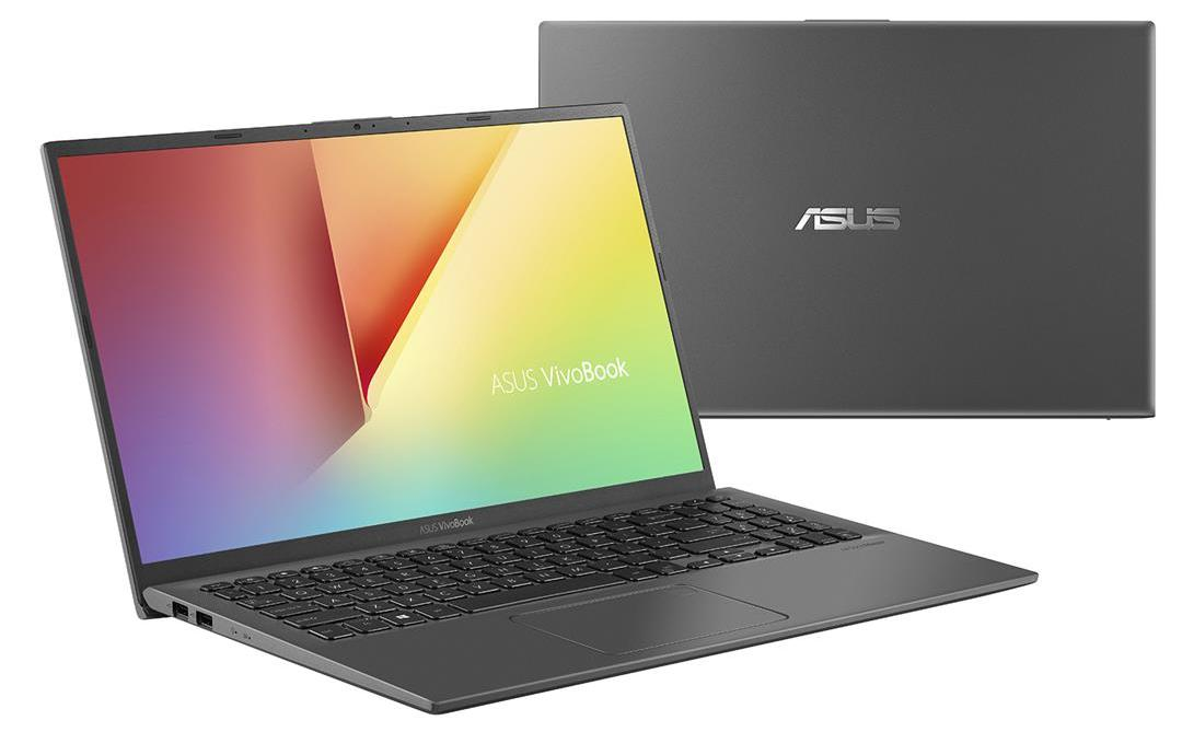 """#Laptop Asus R564JA-UH31TDX i3-1005G1/15.6"""" FHD TouchScreen/8GB/SSD 512GB/BT/FPR/Win 10 Grey (REPACK) 2Y"""
