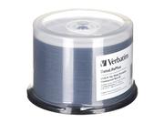 Verbatim DVD-R [ spindle 50 | 4.7GB | 16x | do nadruku wide glossy ] - 43734