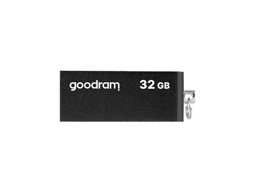 GOODRAM FLASHDRIVE 32GB USB 2.0 UCU BLACK - UCU2-0320K0R11