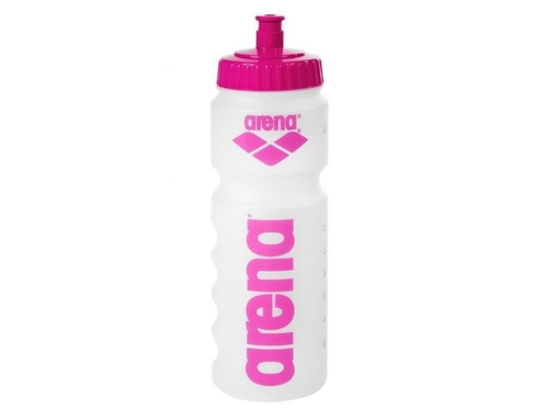Bidon Arena Water Bottle (clear-pink) - 1E347E/13