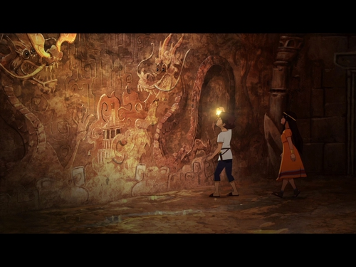 Gra wersja cyfrowa The Mysterious Cities of Gold : Secrets Paths