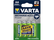 VARTA AKUMULATOR HR6/AA 2100MAH READY2USE 4 SZT. - HR6 (AA)