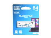 Pendrive GoodRam Cl!ck 64GB USB 2.0 UCL2-0640W0R11