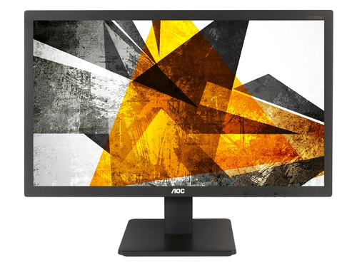 MONITOR AOC LED 23,6 E2475SWJ