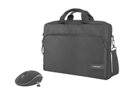 "Torba do laptopa 15,6"" NATEC Wallaroo NTO-1304 kolor czarny"