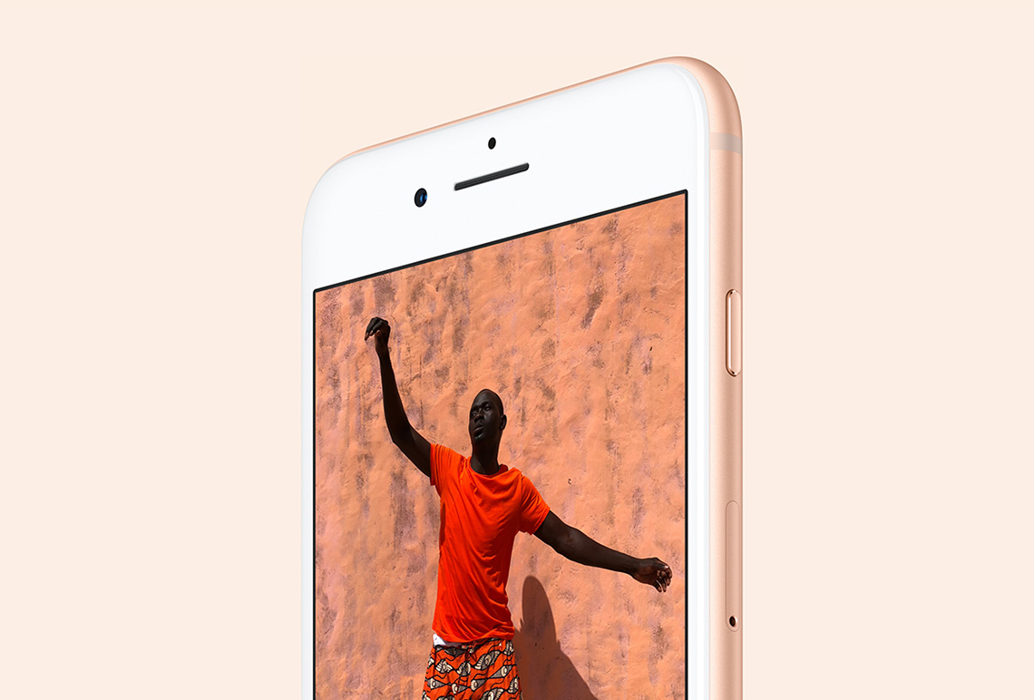 Apple iPhone 8 256GB Gold (REMADE) 2Y7