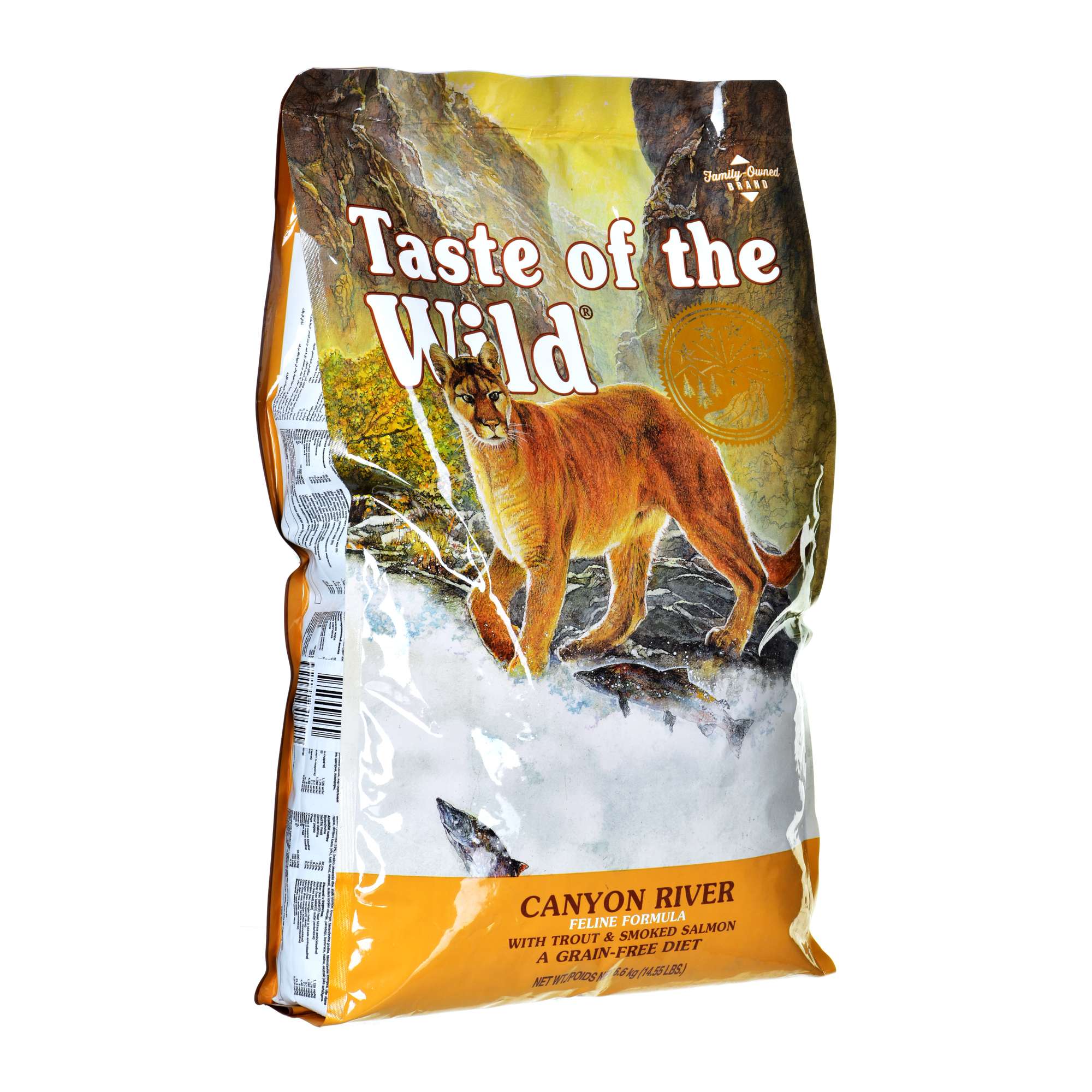 #Taste of the wild Canyon River  6,6 kg